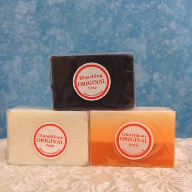 Original Glutathione Soap