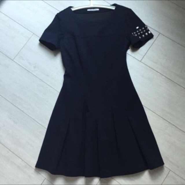 全新Penny Black深藍小禮服size L