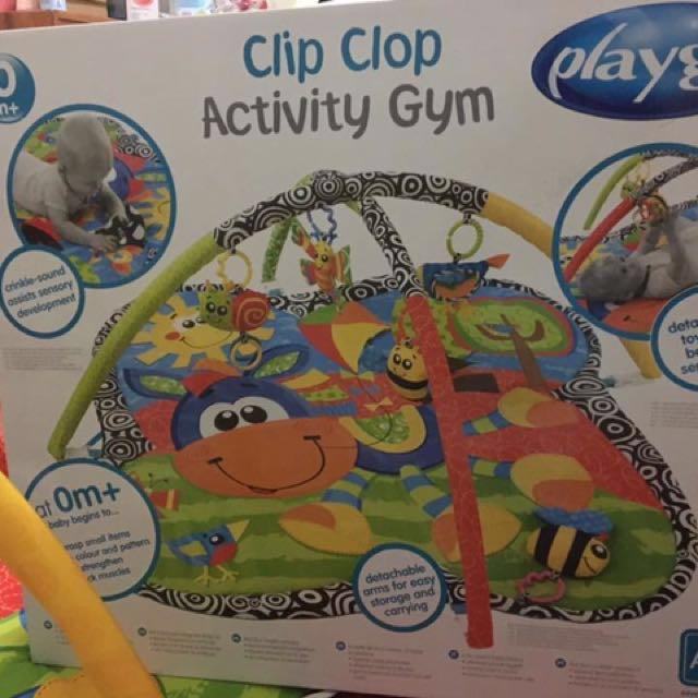 Playgro Activity Gym