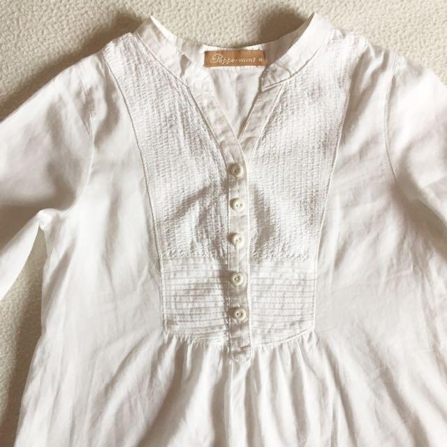 Pre❤️ Girl Soft Cotton Top Size 4