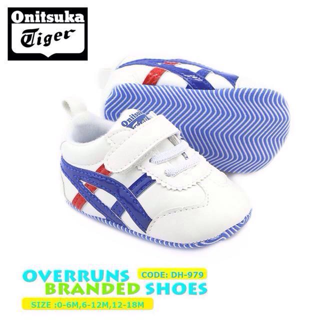Prewalker Baby Shoes Branded Overrun Onitsuka Tiger 0bdaeb24d