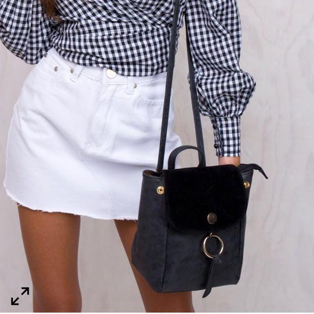 PRINCESSPOLLY Alfie bag in black
