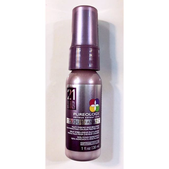 Pureology Color Fanatic Hair Treatment Spray