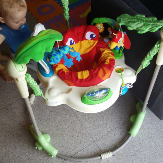 30f965f25 Rainforest jumperoo
