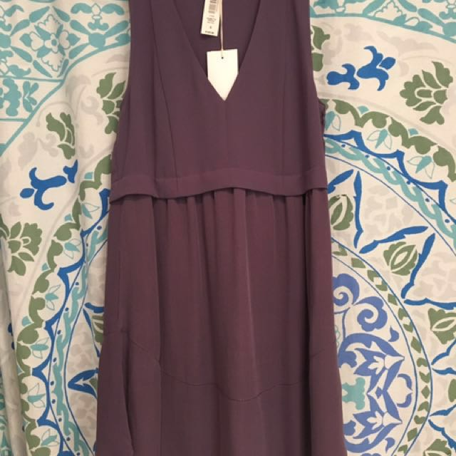 REDUCED! BNWT Wilfred VIGNETTE dress - Size 6