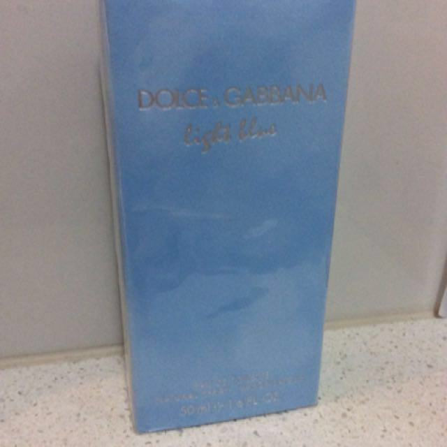 REDUCED BRAND NEW Dolce&Gabanna Light Blue EDT