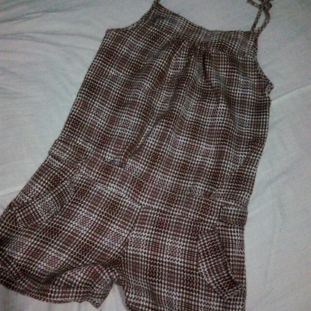 Romper (Shorts type)