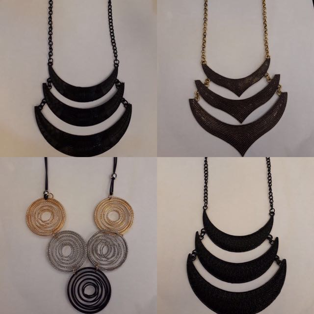 (SALE) Necklaces for woman