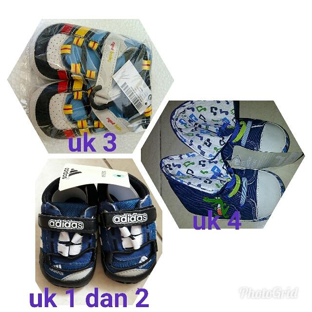 sepatu baby boy big sale dr hrg 55 rb