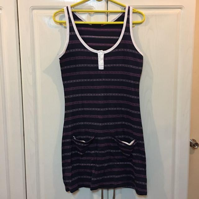 Shapes Aztec Stripes Summer Bodycon Dress