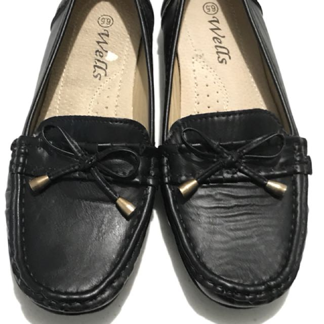 Slip ons soft soled shoes