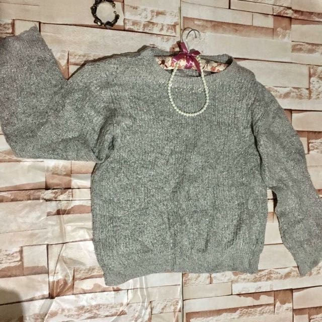 Soft knitted