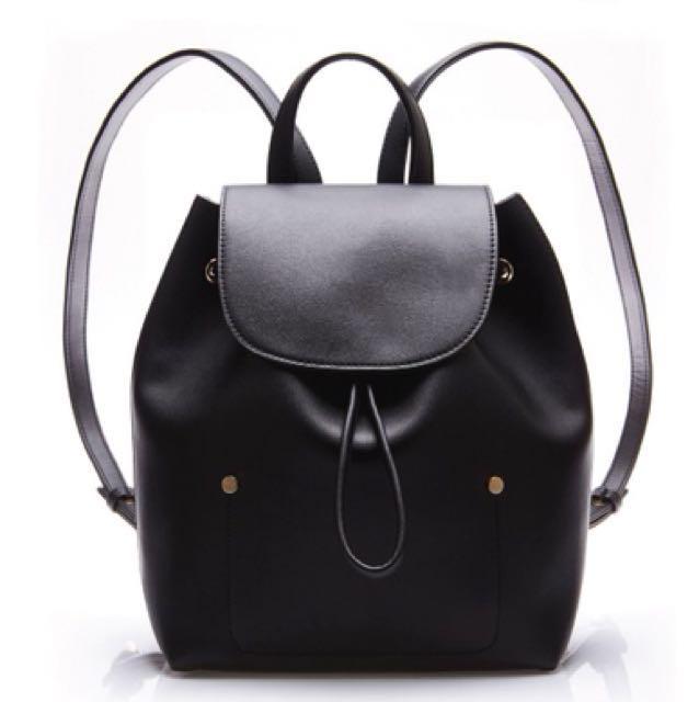 Sometimes Piko Piko backpack (Black)