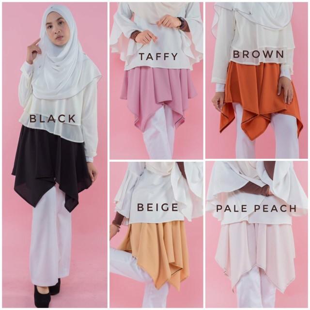 6a7b6bebb Stila Mini Skirt, Muslimah Fashion, Bottoms on Carousell