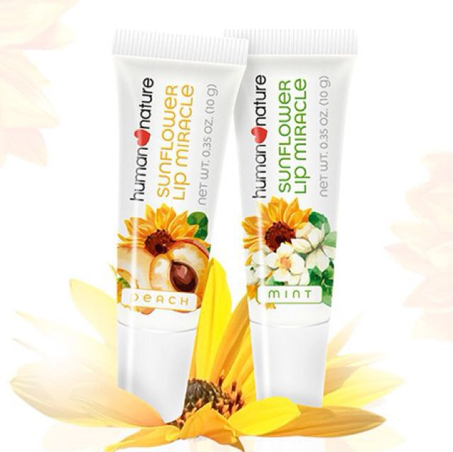Sunflower Lip Miracle (pre-order)