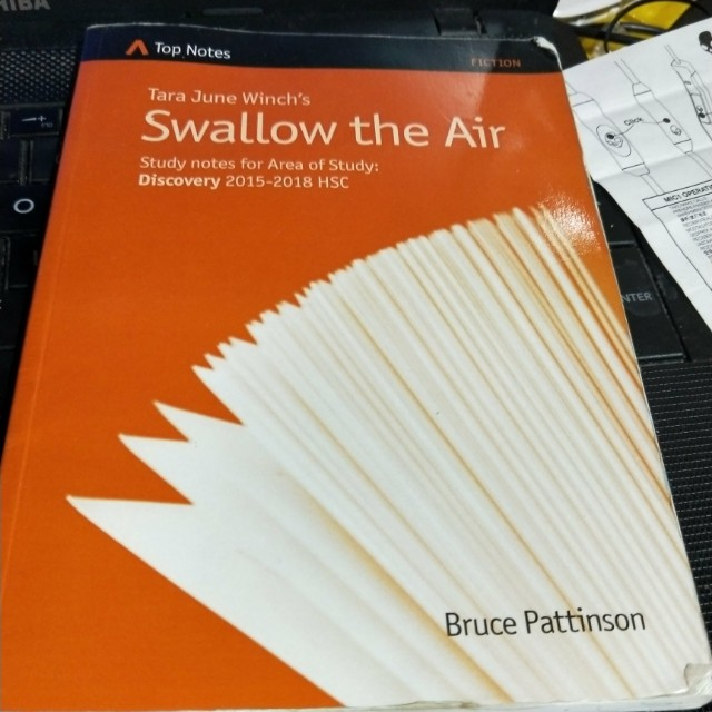 Swallow the air top notes