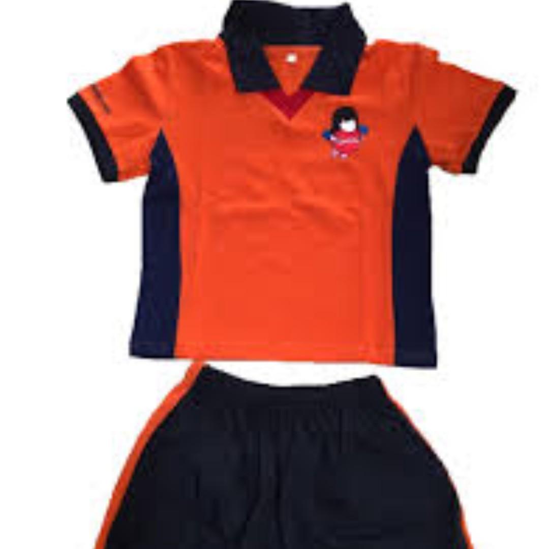 Sweetlands Uniform