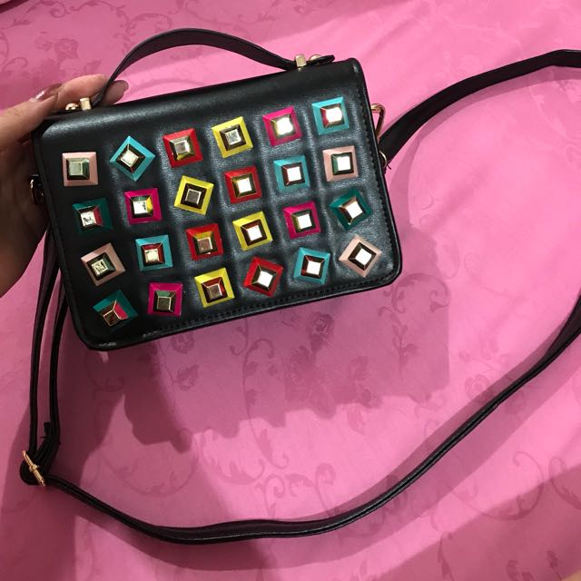 tas slingbag fashion