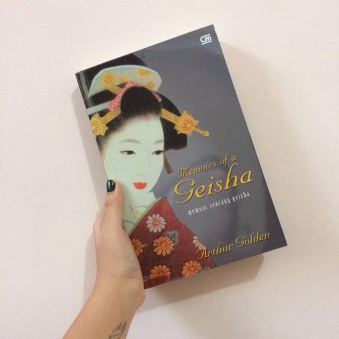 *Terjemahan* Memoirs Of A Geisha oleh Arthur Golden