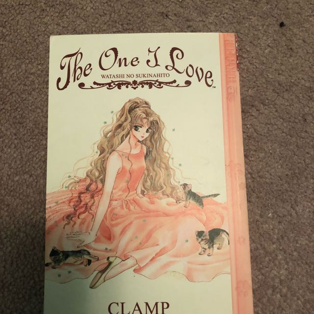 The one I love by CLAMP