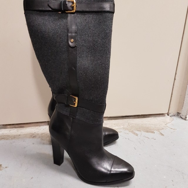Tommy Hilfiger Heeled boots *firm price*