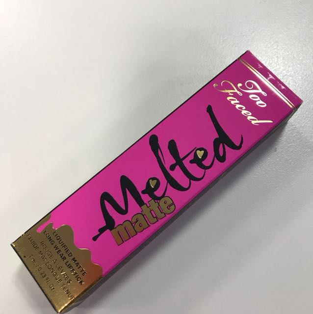 Too Faced Melted Matte Lipstick -1998