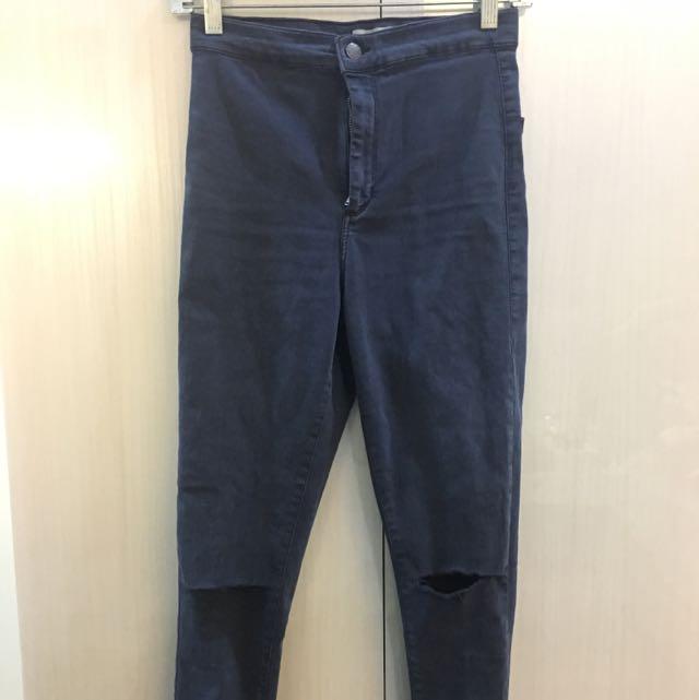 Topshop Motto Joni Jeans