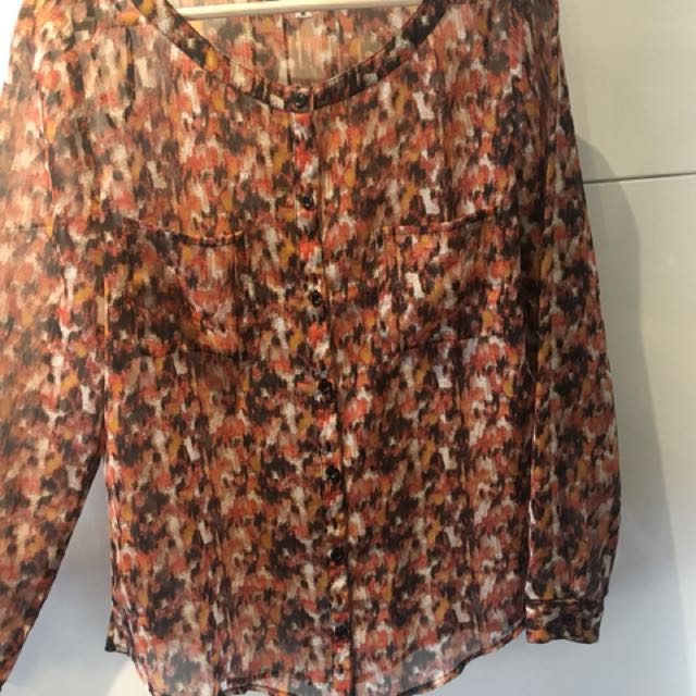 Urban Outfitters blouse size M