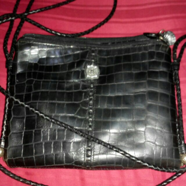 Vintage style Brighton brand sling bag