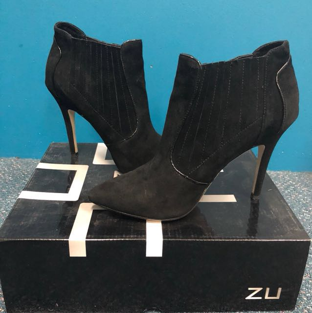 ZU Ankle Booties