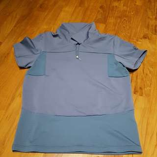 Nike Polo tee for kids unisex size M (8/10)