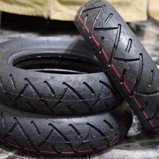 CST 10X2.5 Tyres 4 Ply