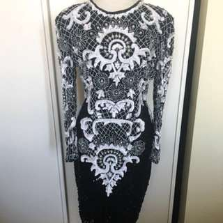 Gorgeous designer dress from holts