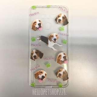 訂造寵物手機case📱 🐰🐱🐶