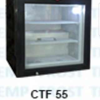 🇸🇬 Small CT55 Display Freezer 冰箱