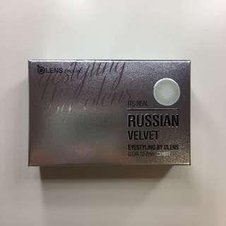 Olens Russian Velvet (Grey) -5.00x 2