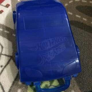 Ready stock Hot wheels storage box