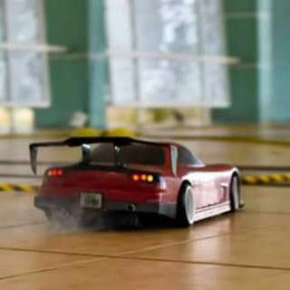 Rc Drift - Smoke Machine For Rc Cars (Custom Made)