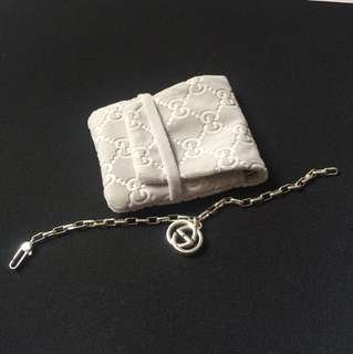 Authentic Gucci bracelet (used once)