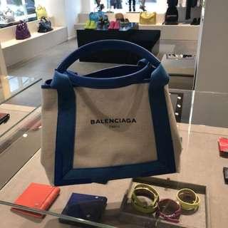 Balenciaga 帆布medium size