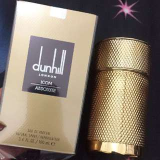 parfum dunhil 100ml segel