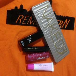 Set for 200 Make up