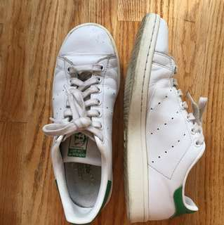 Stan Smith size 8.5 women's Adidas shoes