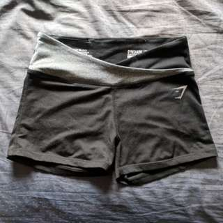 Size small Gymshark workout shorts