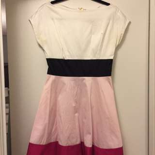 Kate Spade Colour Block Dress