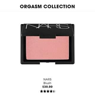 NARS Blush in Orgasm