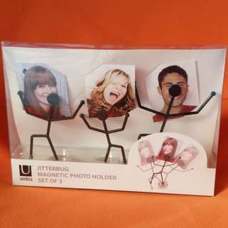 Dancing Stickmen Photo Holders