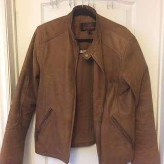 Danier Leather Brown Jacket - Medium