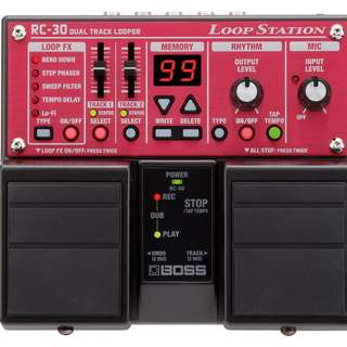 BOSS RC-30 Twin Looper