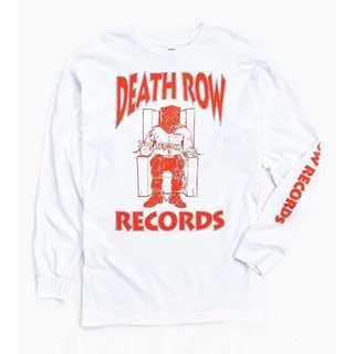 Death row records shirt